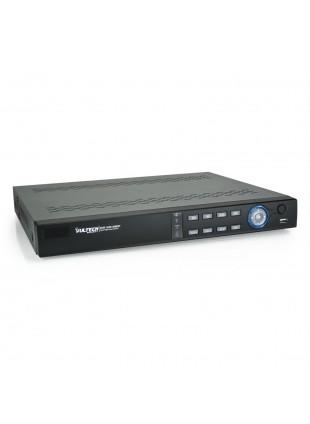Dvr 16 Canali Ibrido Analogico AHD VULTECH CM-1080AHD16 HDMI CLOUD P2P