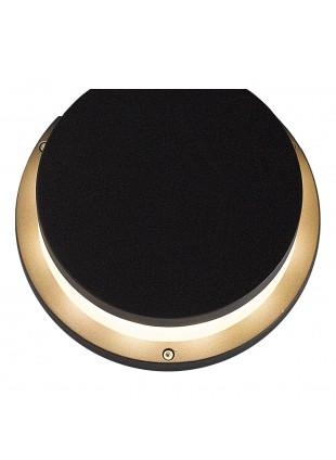 Lampada per Esterno Plafoniera Applique Rotonda LED LIGHT E27 Soffitto Giardino