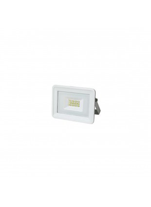 Faretto Illuminazione Esterni Alluminio Bianco Luce Bianca Fredda 6500 K 50 W