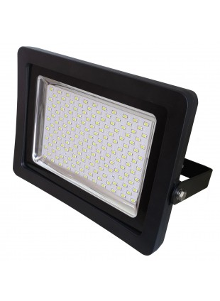 Faretto Slim Nero IP65 a LED SMD SL2 70W Luce Naturale 4000K LIFE