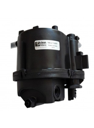 Filtro gasolio motore 1400 1600 hdi citroen ford peugeot clean filters
