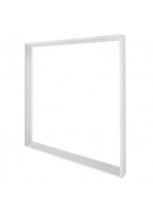 Cornice 60x60 Frame Montaggio a Tetto per Pannello Pannelli Led Life