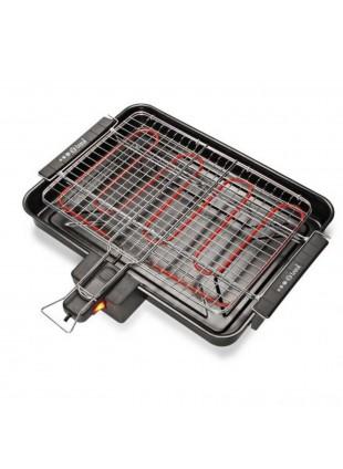 Barbecue Griglia GranGrill 2200W Grill Trevidea Piastra doppia Piastre Grigliata