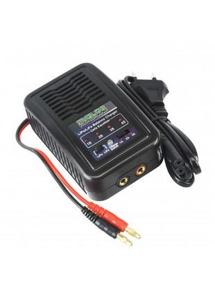 Caricabatterie per Batterie Lipo LI-PO Li-fe 7.4V 14.8V Fuel RC FL-SK55