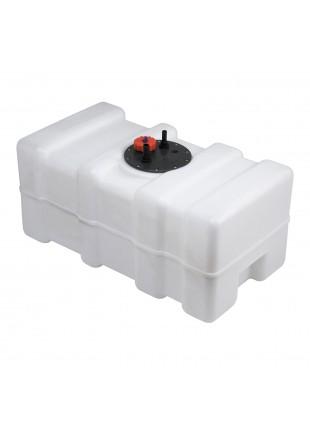 Serbatoio Recipiente x acqua 70 lt Gommone Peso 5.5 kg Vela Bianco Imbarcazioni