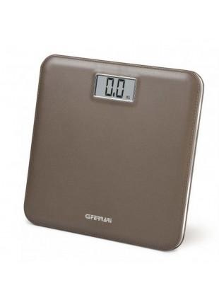 Bilancia pesa persona elettronica G3 FERRARI Display Kiline Piatto in plastica