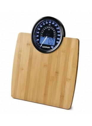 Bilancia per persone Persona Formula Bambù G3 FERRARI 180kg Memo Alta precisione