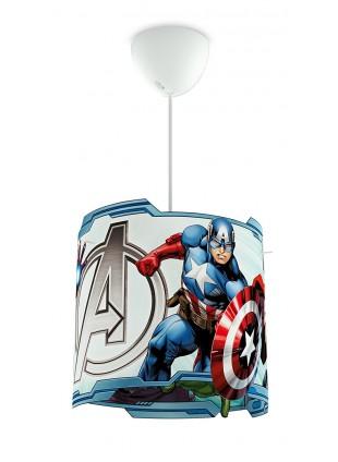 Lampada Avengers a Led Philips Lampadario camera da Letto