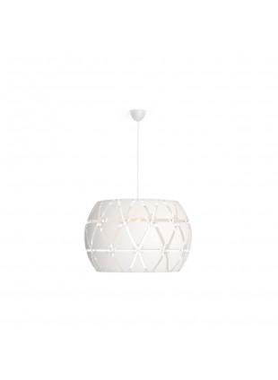Lampada a Sospensione Design Bianca Philips MyLiving Sandalwood 80 cm