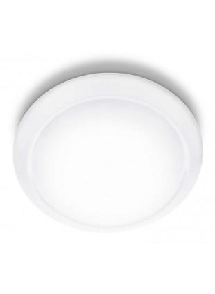 Lampada da Soffitto a Led Philips Cinnabar Bianco 40 cm 22W Luce Calda