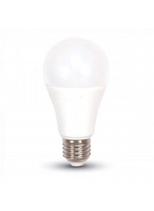 Lampadina Led Forma Goccia A60 Sensore Pir 3000 K Luce Bianca Calda 11 W 980Lm