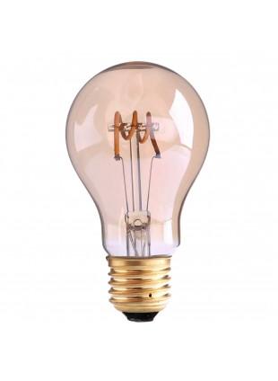 Lampada LED a Filamento 3W E27 Luce Calda Soft Vintage Life