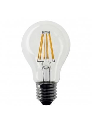 Lampadina a Led Filamento Attacco E27 4,4W Luce Calda Life 39.920351C