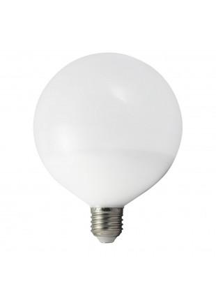 Lampada a led Forma Globo E27 Flusso luminoso 1800 Lm 3000K Luce Bianca Calda