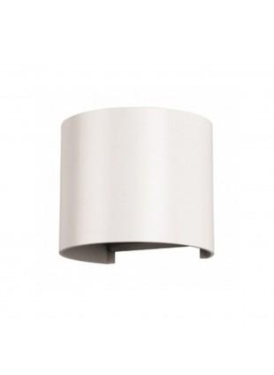 Lampada led a sospensione rotonda 6W 136x100mm V-Tac a luce naturale 4000K 660Lm