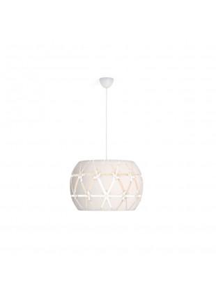 Lampada a Sospensione Design Bianca Philips MyLiving Sandalwood 60 cm