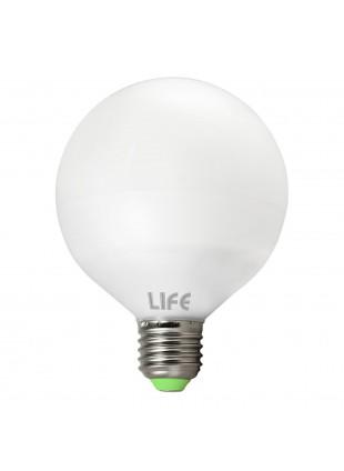 Lampada a led Lampadina Luce Bianca Fredda Attacco E27 LIFE 16 Watt 1500 LUMEN