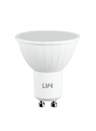 Faretto Lampada Lampadina a LED Attacco GU10 Luce Bianca Fredda 5 Watt Dicroica
