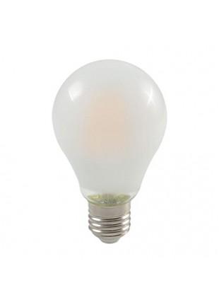 Lampada Globe Attacco E27 in Vetro Satinato Luce Naturale 4000K 12 Watt 1470 lm