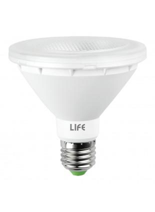 Lampada a led Lampadina Luce Bianca Naturale Attacco E27 LIFE 10 Watt 4000K