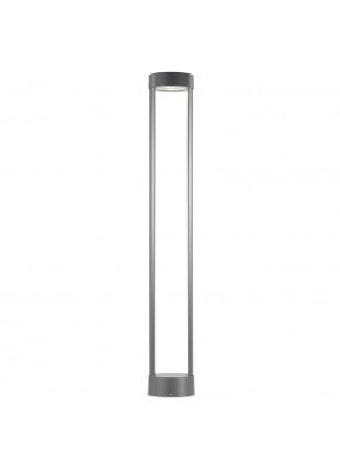 Lampione Palo esterno da Giardino in Alluminio Illuminazione PAN Pillar EST464