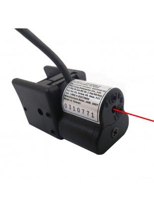 Laser di Precisione Puntatore  per Softair Soft Air Pistole Fucili Caccia