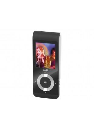 """Lettore mp3 Wma Amv display a colori da 1,8"""" Bianco micro SD 4Gb in dotazione"""
