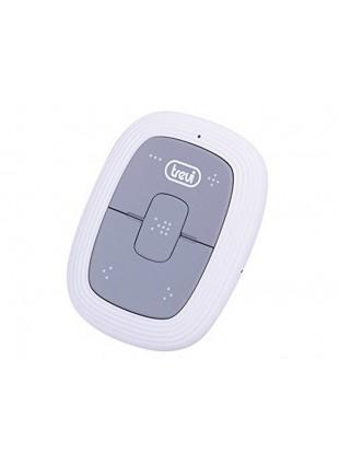 Lettore mp3 Piccolo con Clip Grigio Slot per microSD Luce a Led Leggero Trevi