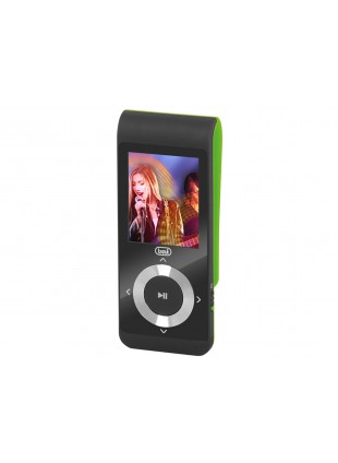 "Lettore mp3 Video Wma Amv display a colori 1,8"" Verde registratore vocale Trevi"