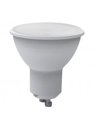 Lampada Lampadina Faretto a LED Attacco GU10 MR16 Luce Bianca Calda LIGHT 400 Lm