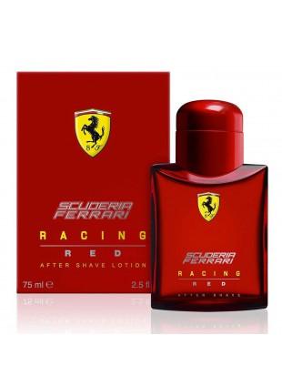 Lozione Dopobarba Scuderia Ferrari 75 ml After Shave Uomo Red Racing