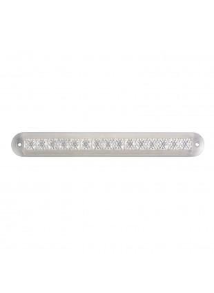 Barra Striscia Luce Luci lineari Colore led bianco 0,2 watt Montaggio su piano