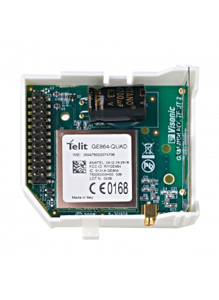 Modulo GSM GPRS per Centrali Antifurto BENTEL BW-COM