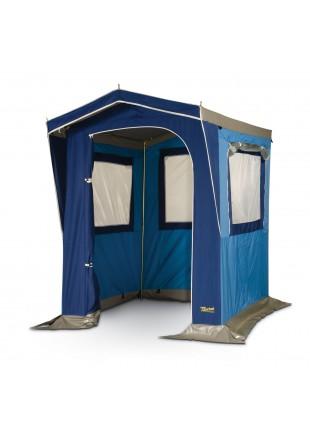 Tenda pic nic per campeggio Hobby Design Vacanza Sport 3 finestre Pigalle Berto