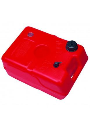Serbatoio Carburante Benzina HULK 12 Litri Bidone Orizzontale Certificato Rina