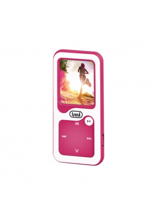 Lettore Mp3 Cronometro Trevi Contapassi Micro Sd 8gb Video Display LCD Memoria