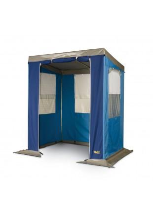 Tenda picnic con 1 porta per escursioni Vacanza Scout Poliestere Bistrot Berto