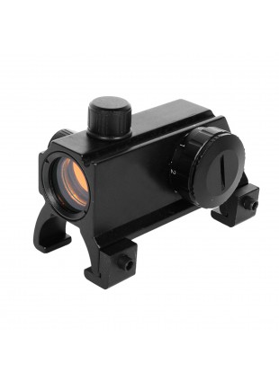 Ottica Mirino Red Dot MP5 per Softair Caccia in Metallo Soft Air
