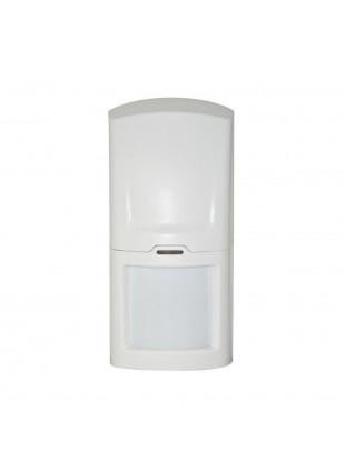 Sensore Passive Infrared PIR Wireless 433,92MHZ per KIT allarme Life campo 80m
