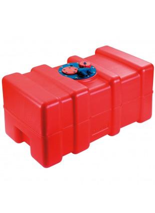 Serbatoio Tanica Bidone Eltex Benzina Carburante 70 Litri Olio Acidi Boccaporto