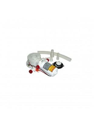 Kit per Traformare Wc Barca da Manuale ad Elettrico 12V Completo di accessori