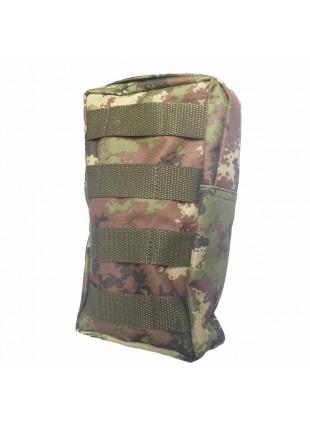 Tasca porta oggetti Vegetato Italiano Militare in Cordura