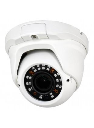 Telecamera Videosorveglianza Dome 1080P AHD Ibrida 2.8-12 mm DM955VFIB-F4N1