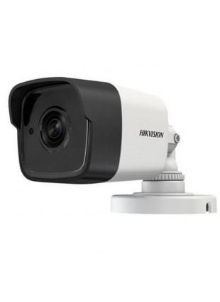 Telecamera di Sicurezza Bullet Turbo HD-TVI Ottica Fissa 3.6 mm Hikvision Bianca