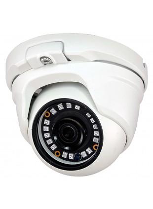 Telecamera Videosorveglianza Dome 720P AHD Ibrida 3,6mm Visiotech CV029IB-4N1