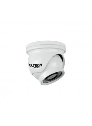 Telecamera Dome 1.3MP Videosorveglianza LED IR AHD 3,6 mm VULTECH CM-DMM960AHD-B
