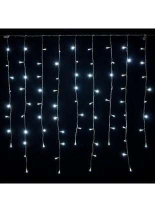 Tenda Luminosa 3 Metri 280 Led Luci Addobbi di Natale Luce Fredda