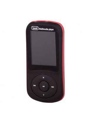 LETTORE MP3 VIDEO WMA WAV PLAYER AUDIO RADIO FM MICRO SD USB TREVI MPV 1730 NERO