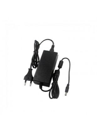 Alimentatore Jack 2.1 Nero per Lampada Led Dispositivi Compatibili 12 V 30 W