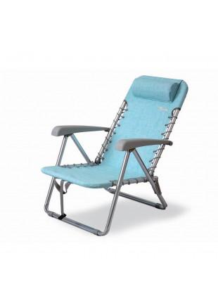 Sedia Spiaggina Dondolino Mare Camping Tempo libero Sol Azzurro Escursioni Berto